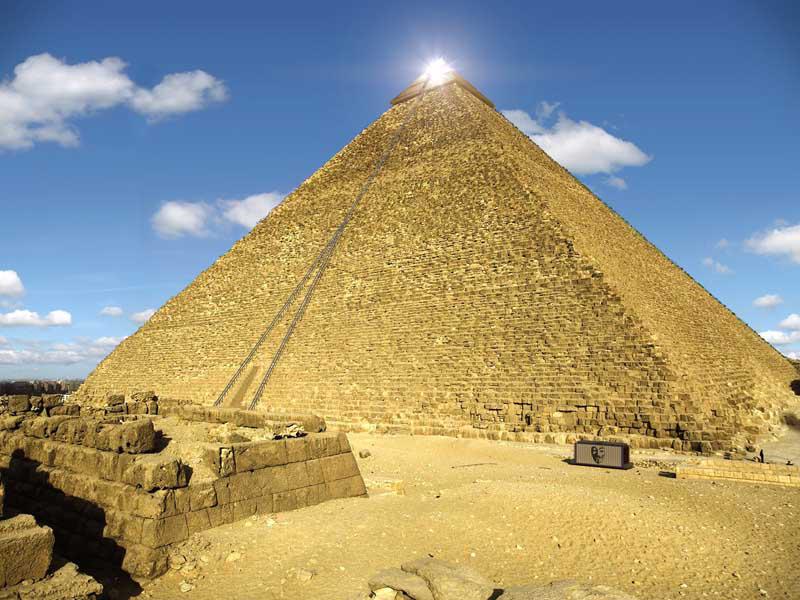 Egypt Pyramids Hd Wallpapers Egitto Piramide Di Cheope Risultano Strane Anomalie Dall