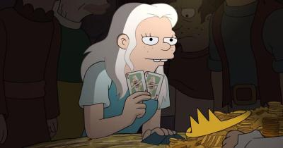 Disenchantment: A Show With Big Expectations - Sci-Fi BloggersSci-Fi Bloggers