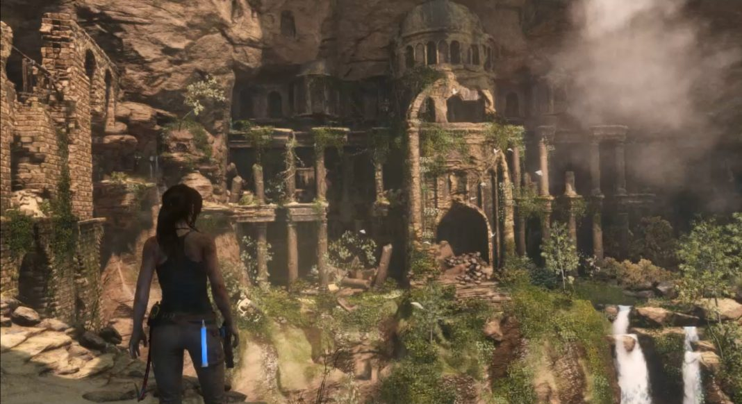 Wallpaper Supernatural 3d Rise Of The Tomb Raider Review Pc Sci Fi And Fantasy