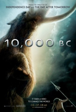 10,000 B.C. - PREVIEW