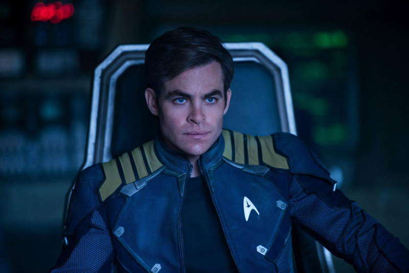 """Star Trek Beyond: Kirk """"isn't a young man anymore"""" 
