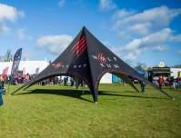 Custom Star Tents | Scimitar | Custom Radial Star Tents ...