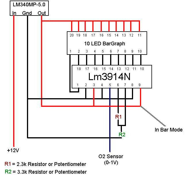Bosch O2 Sensor Wiring Diagram 3 Wire Connector Wiring Diagram
