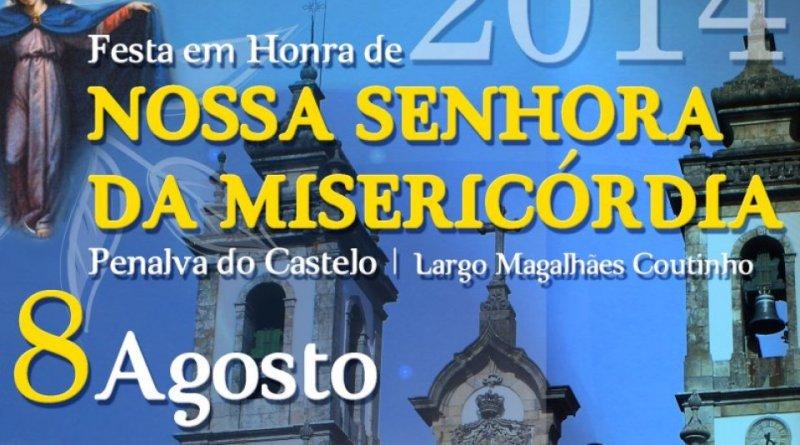 Festa em Honra da Nossa Senhora da Misericórdia 2014 Destaque