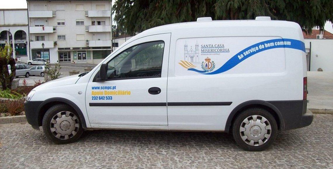 Carrinha Opel
