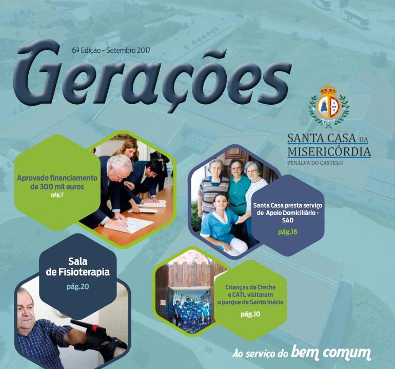Revista Gerações 6ª Edição