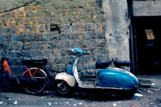 Vintage Scooters in India