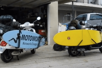 Motoworks Baja Scooter Adventure