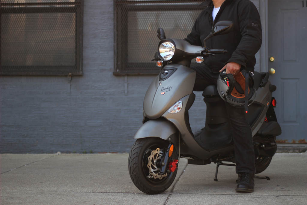 Genuine Unveils New Quot Riot Quot Special Edition Buddy Scooterfile
