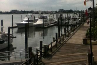 Beaufort's chill boardwalk