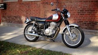 2016 Genuine Motorcycles G400C 66