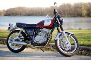 2016 Genuine Motorcycles G400C