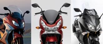 BMW-Honda-Yamaha