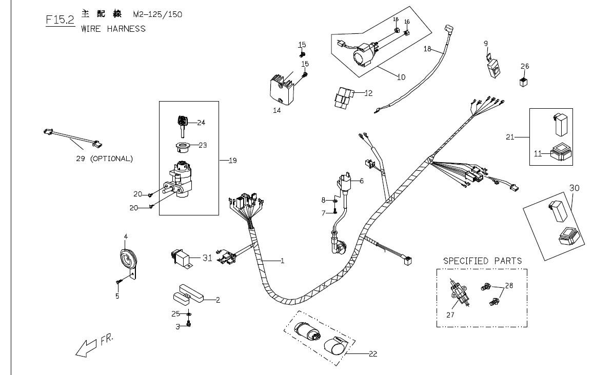 kasea 50 wiring diagram