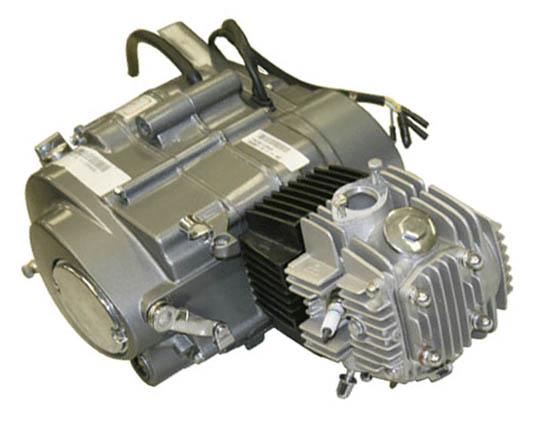 110 Loncin Wiring Diagram 4 Stroke 125cc 160cc Horizontal Motor Pera