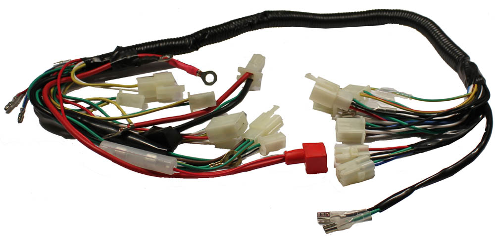 97 chevy p30 diesel wiring harness
