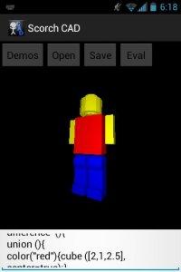 ScorchCAD Lego