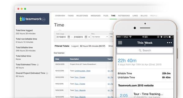 16 Best Timesheet Software Reviewed Scoro