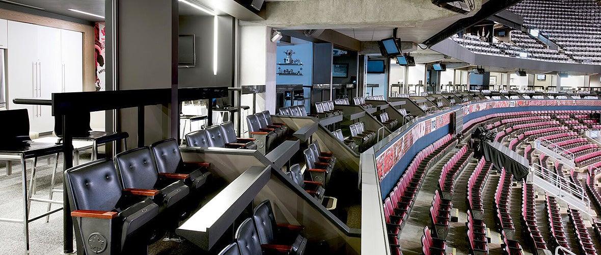 Premium Seating Scotiabank Arena