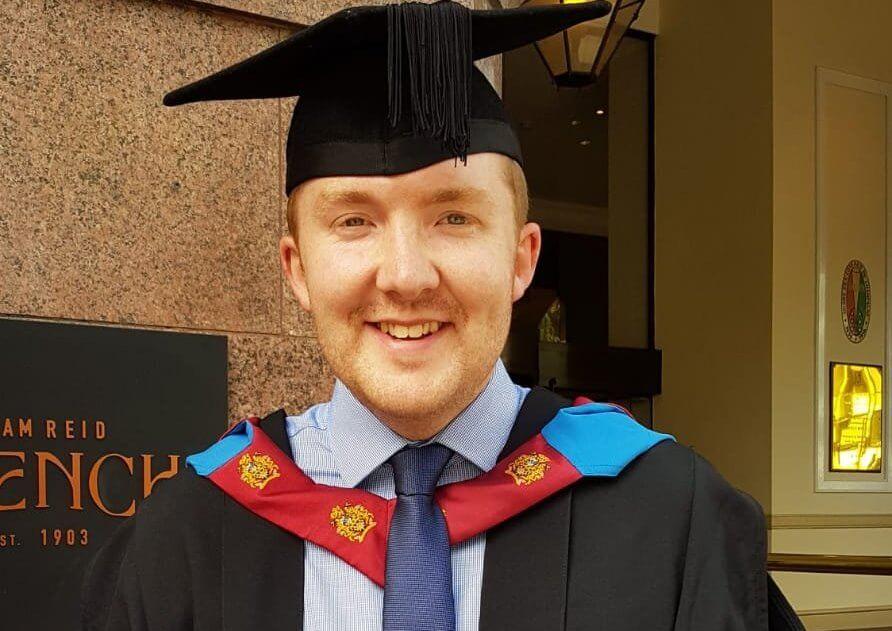 Congratulations Richard on your First Class Honours Degree! \u2013 Scott