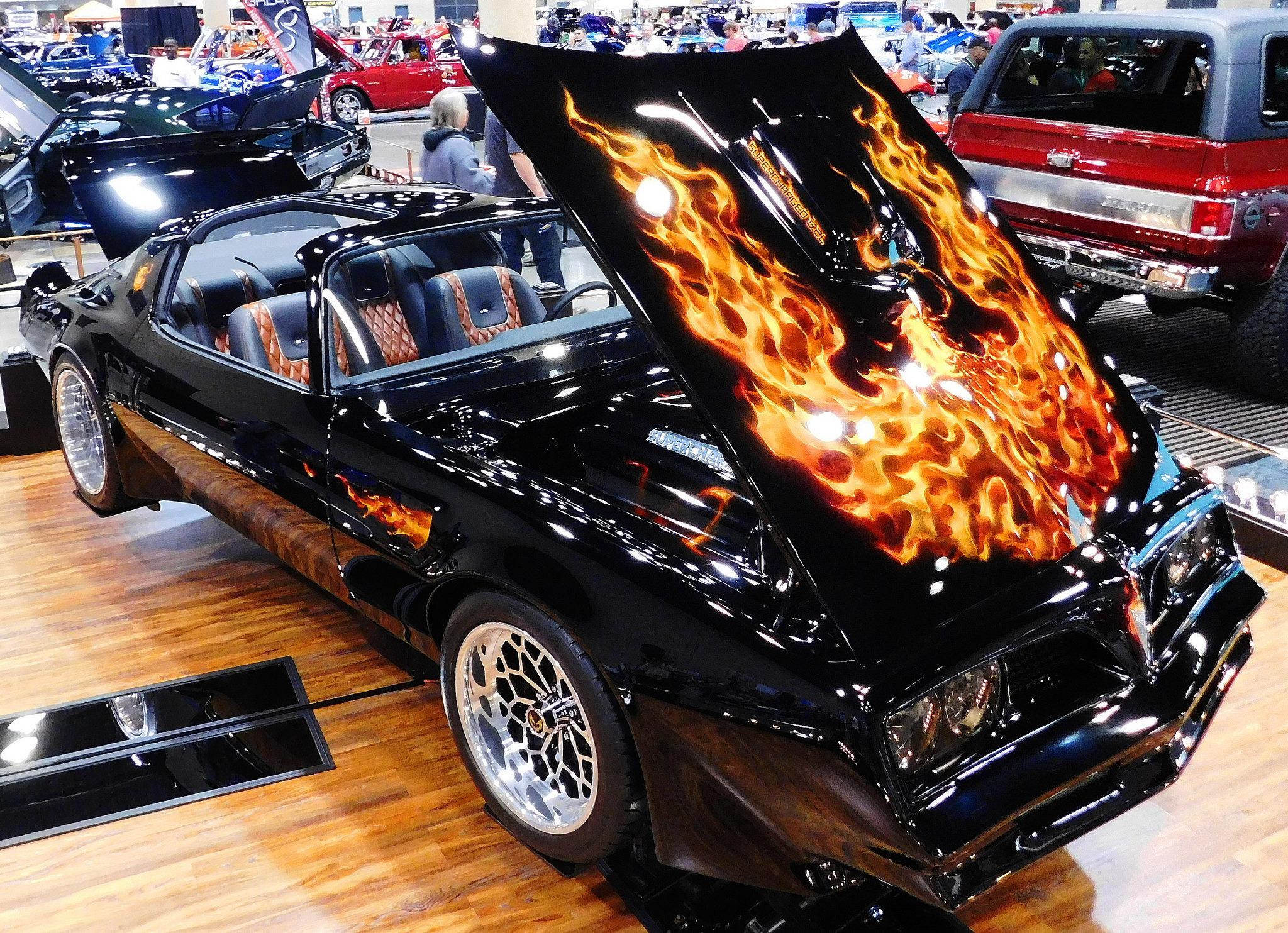 Coolest Car In The World Wallpaper 1977 Pontiac Trans Am Quot Super Bandit Quot Scottiedtv