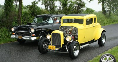 American Graffiti Race: Who Really Would Have Won? - ScottieDTV - Coolest Cars On The Web