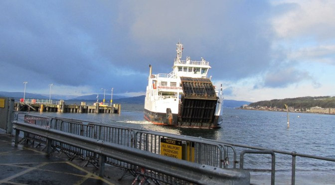 Ferry fare review