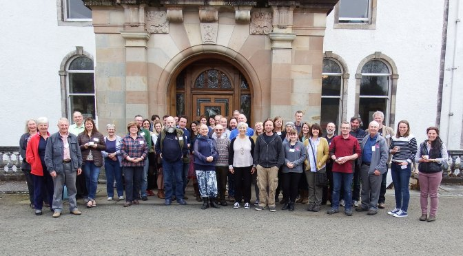 Community Marine Workshop: buying into Marine Scotland's Vision and strategy