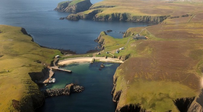 Fair Isle gets its Marine Protected Area