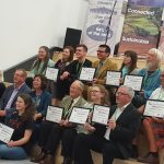 Islanders from Barra, Mull , Skye and Shetland among the winners.