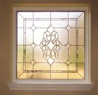 Bathrooms Windows | Scottish Stained Glass | Custom Studio