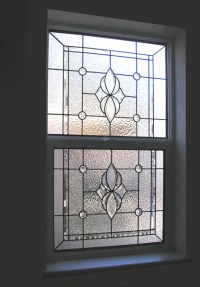 Bathroom Stained Glass - Scottish Stained Glass