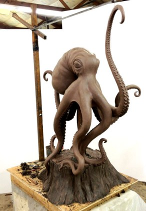 Scott Musgrove - Walktopus front