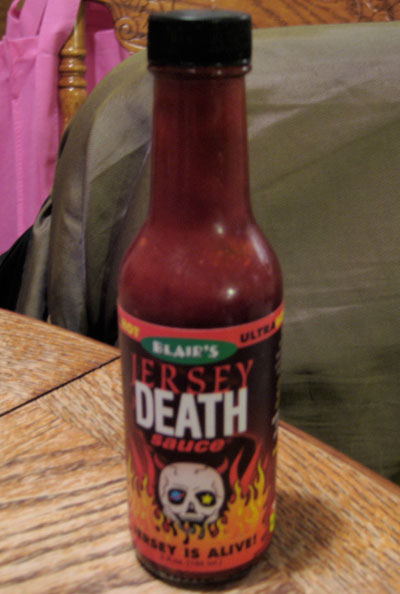 Blair's Jersey Death Sauce