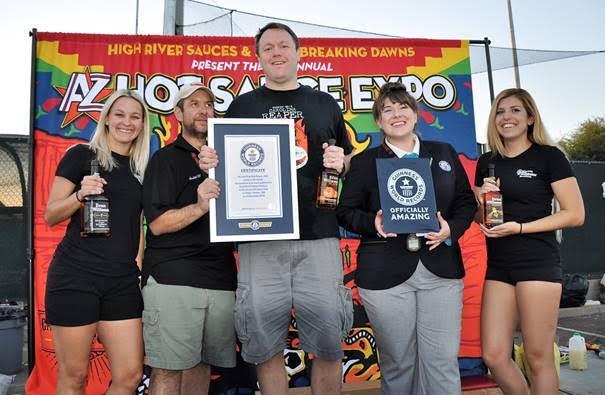 Firetalkers \u2013 Interview with Guinness World Record Carolina Reaper
