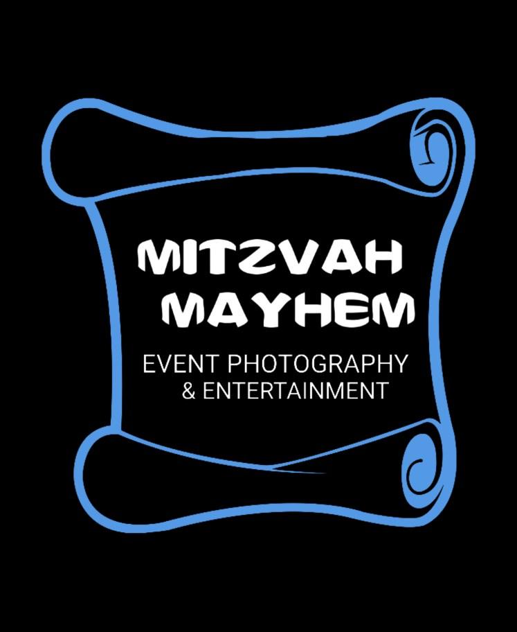 Mitzvah Mayhem Logo
