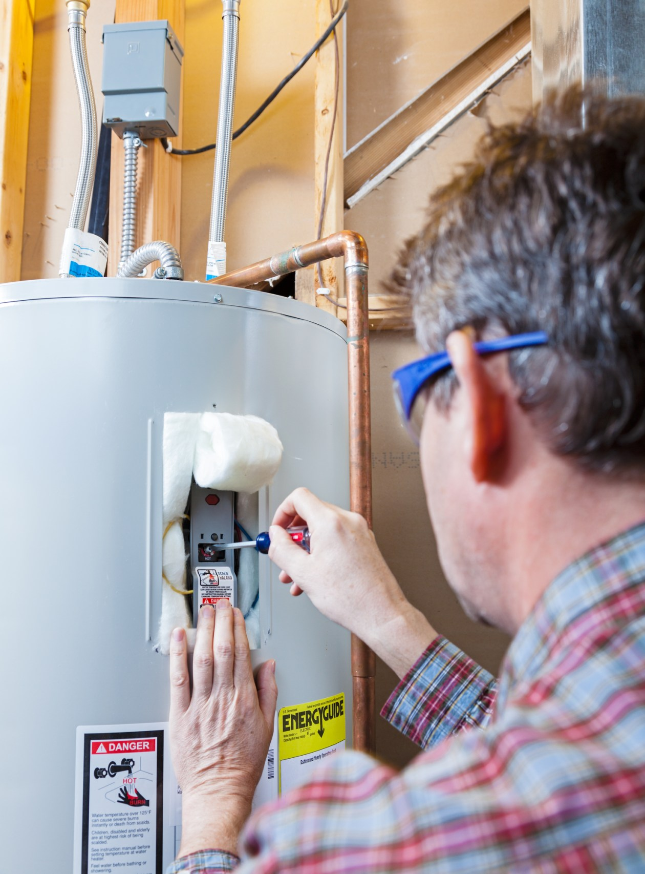 What is the Water Heater Energy Factor