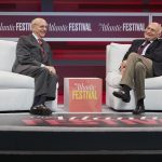 Justice Breyer promotes value of literature in divisive times at The Atlantic Festival