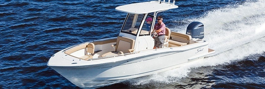Color Options - Boat Paint Colors  Upholstery Choices Scout