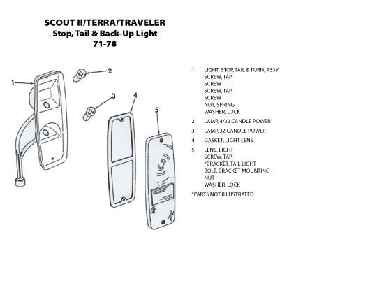 1975 International Scout Ii Wiring Diagram Willys Wagon Wiring