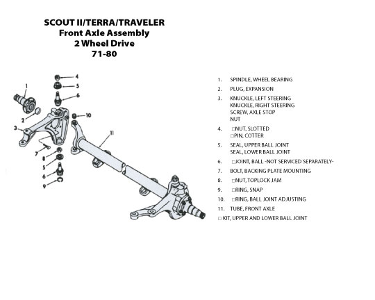 1969 Scout Wiring Diagram Electronic Schematics collections