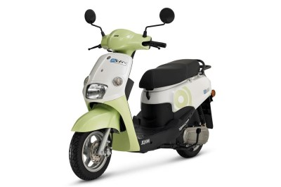 Elektrische scooter Sym E-Virid - Scouters