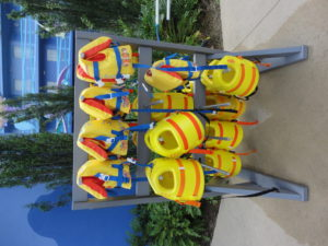 LifeJackets at AOA
