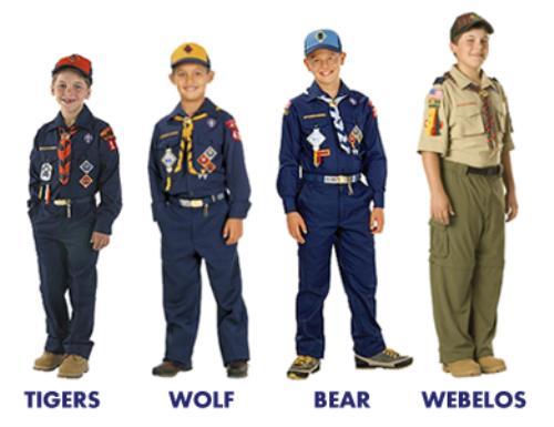 Public Uniform How To Cub Scout Pack 245 Trussville