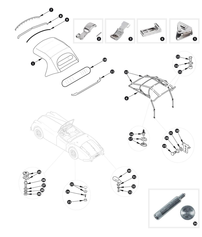 wiring diagrams jaguar xk120