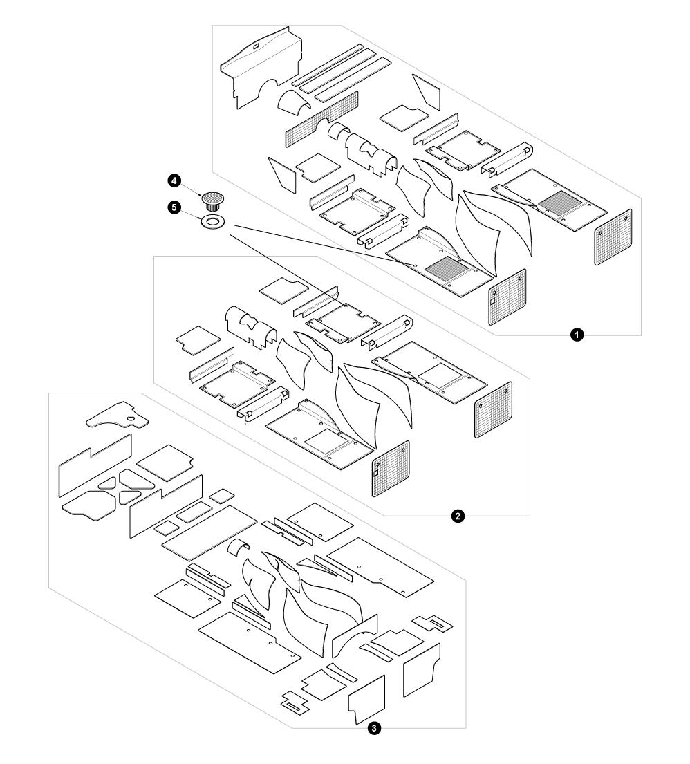 1989 ford thunderbird sc fuse box