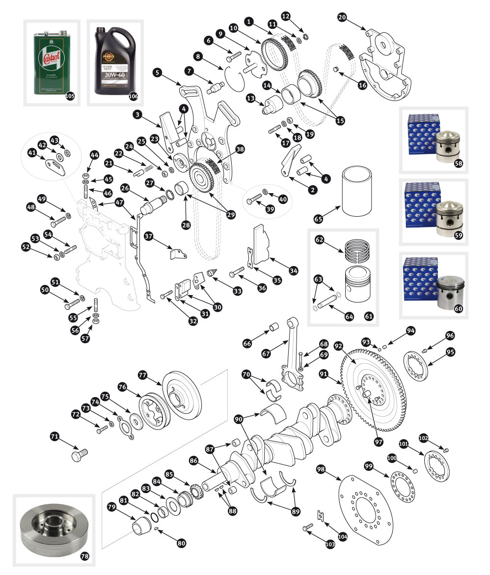 xk140 wiring diagram