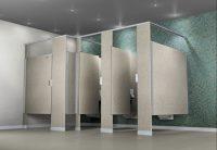 Restroom Partitions & Stalls