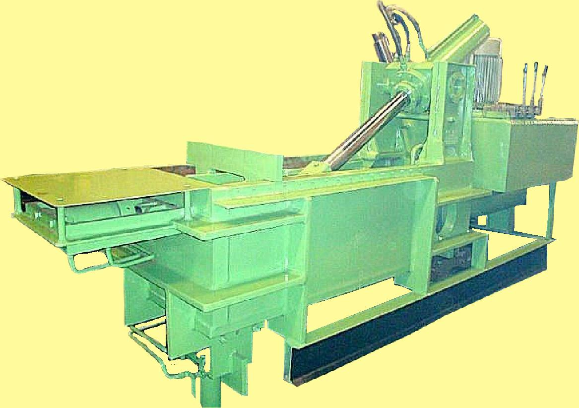 hydraulic paper baling press machine