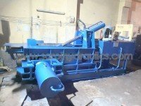hydraulic baler pressing machine